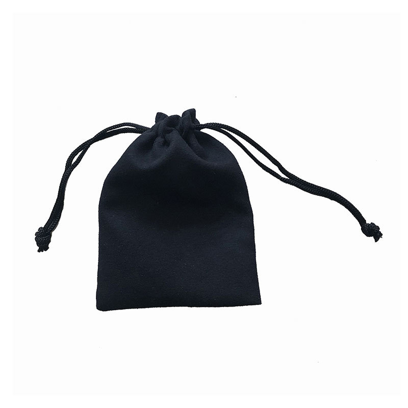 High quality drawstring gift pouch custom jewelry gift pouch bag