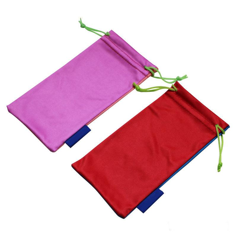 microfiber glasses pouch
