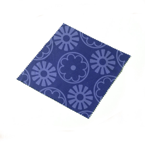 Digital print microfiber lens cleaning cloth with customized fashion pattern