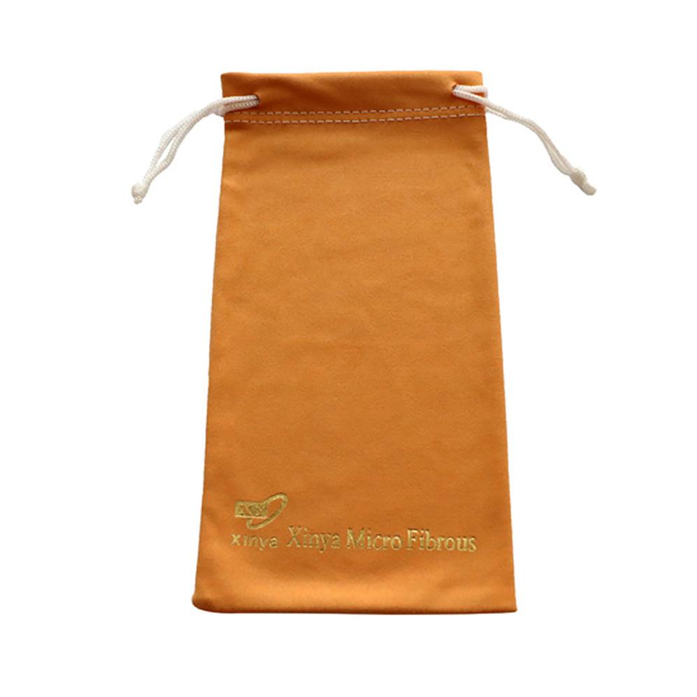 Wholesale microfiber glasses bag small-1