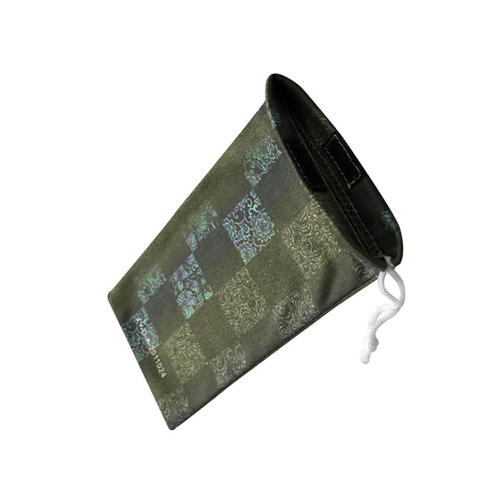 Factory Soft Microfiber Custom Logo Glasses Pouch  Glasses Bag