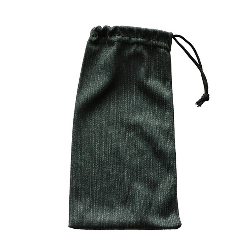 Custom Drawstring Microfiber 80%polyester 20%polyamide Jewelry Pouch