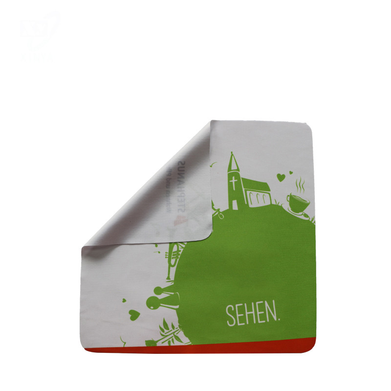 Heat Transfer Wholesale Microfiber Cleaning Cloth