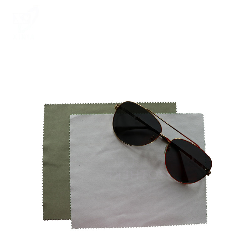 Custom Color Microfiber Eyewear Cleaning Cloth