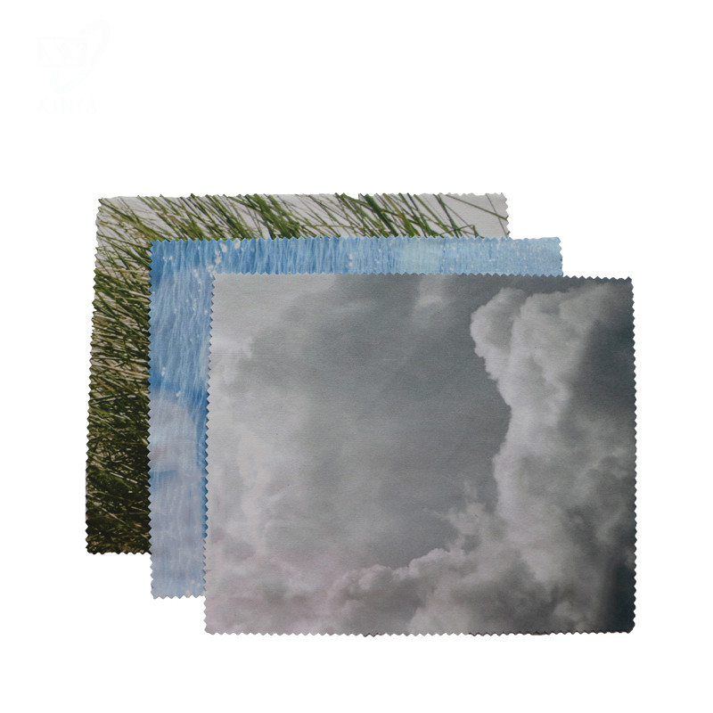Factory Supply Microfiber Cleaning Cloth