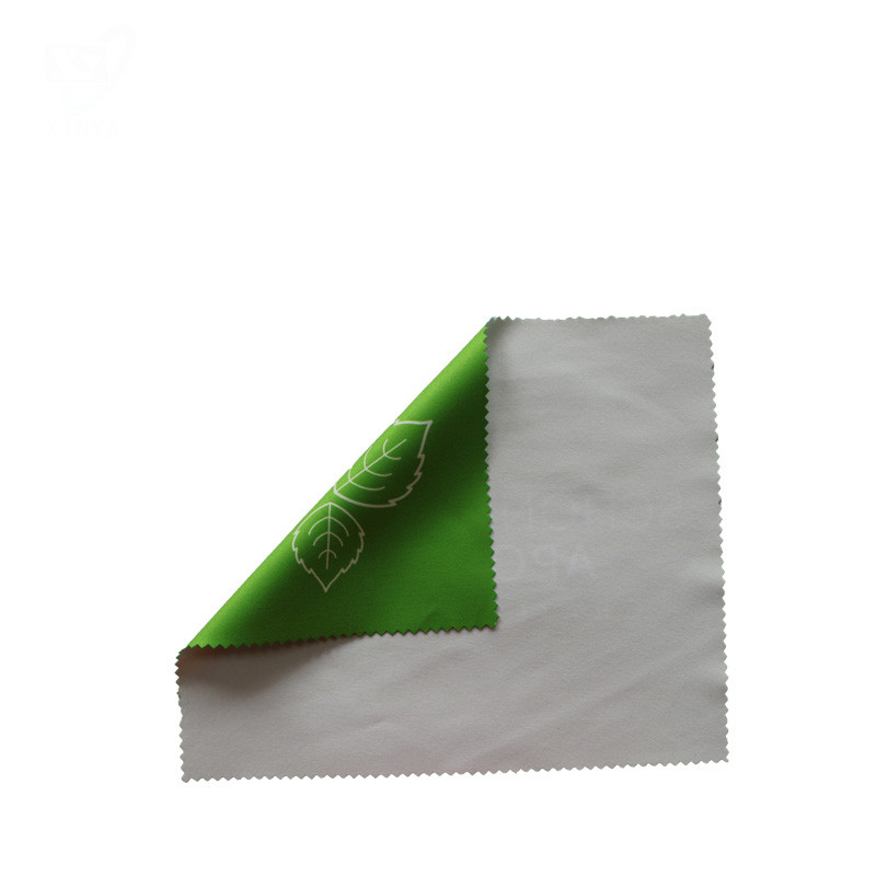 Microfiber Printed Optical Cleaning Cloth