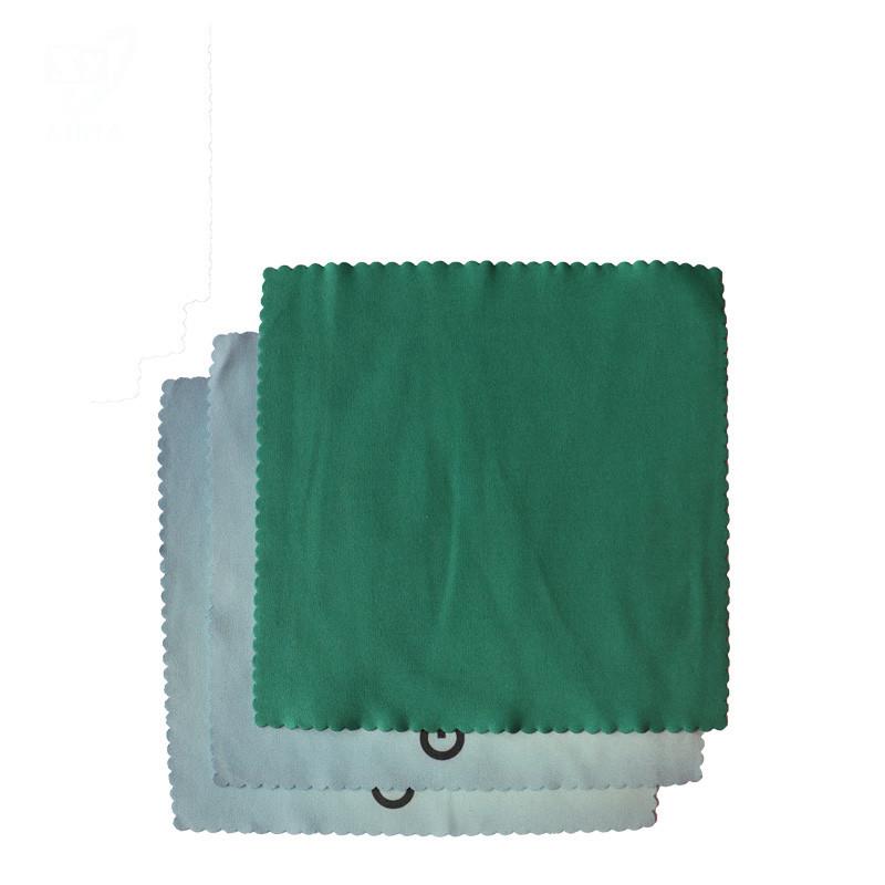 Xinya black microfiber cleaning cloths mini