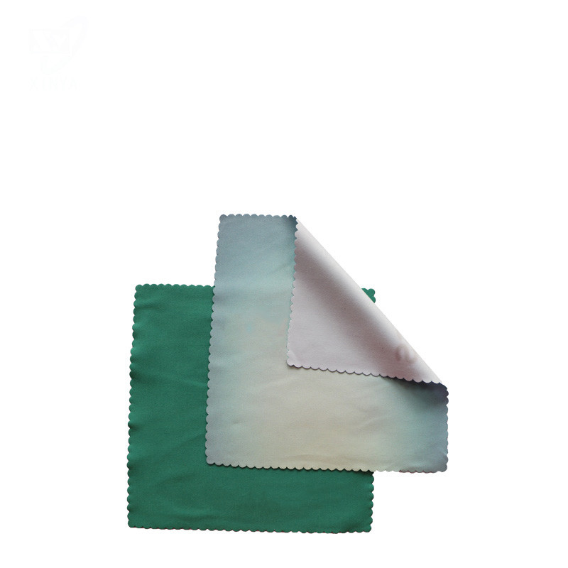 Soft Microfiber Eyewear Cleaning Cloth