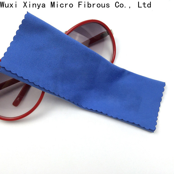 Xinya blue microfiber cloth home household
