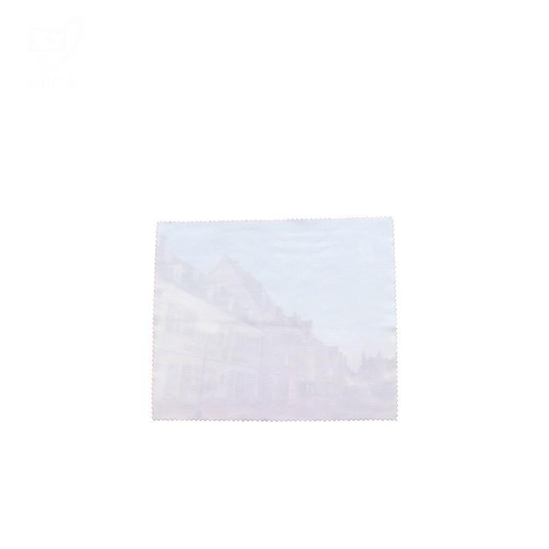 Single Side Printed Microfiber Lens Clean Cloth
