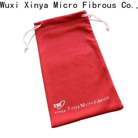 Xinya best black microfiber backpack purse original cleaning