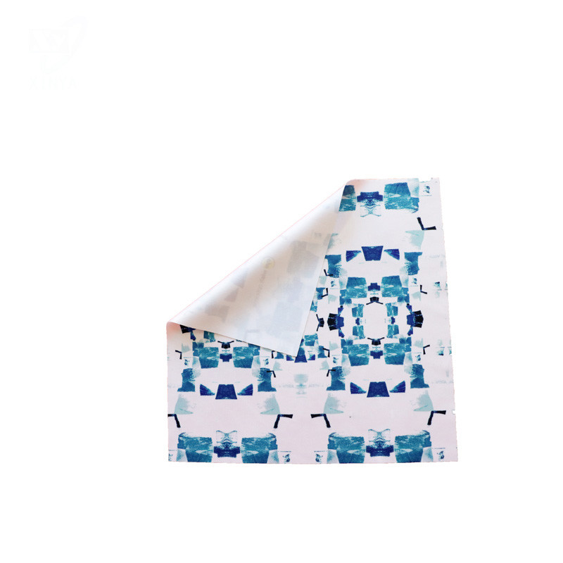Promotional Heat Transfer Printed Microfiber Glasses Lens Cleaning Cloth
