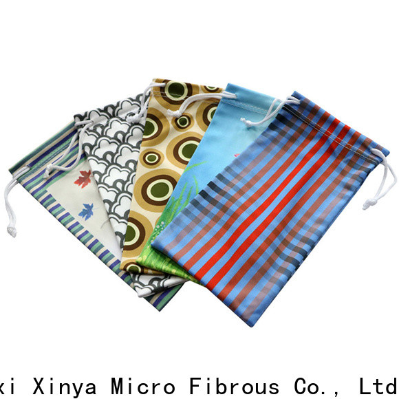 New black microfiber handbag company cleaning