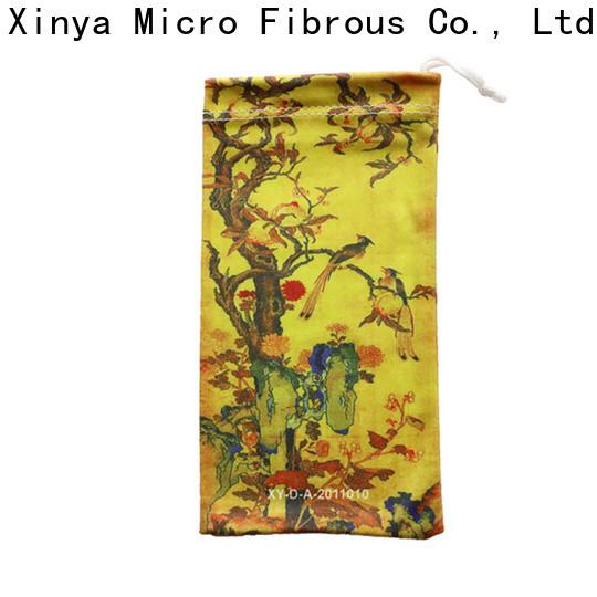 Xinya Top brown cross body bag factory washing