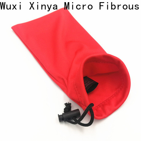Xinya microfiber eyeglass pouch company household