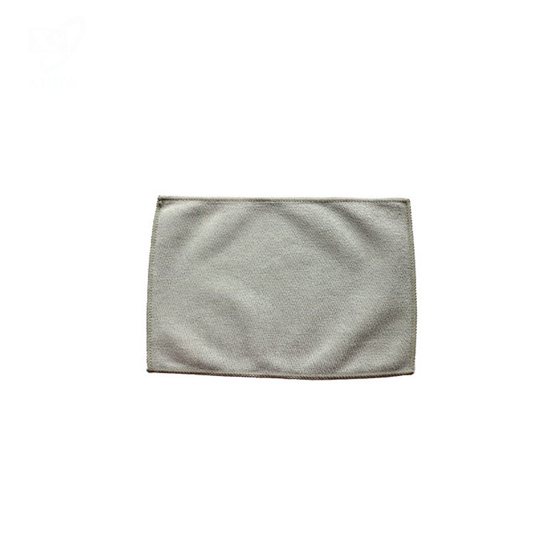 Double Sided Composite Microfiber Lcd Screen Cleaning Cloth