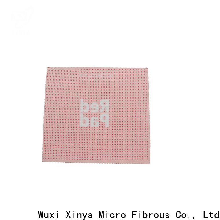 Xinya Top eyeglass cleaning cloth manufacturers household
