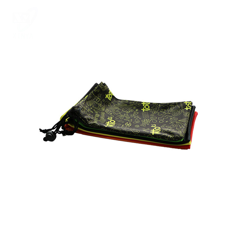 Xinya microfiber pouch with drawstring Supply-1
