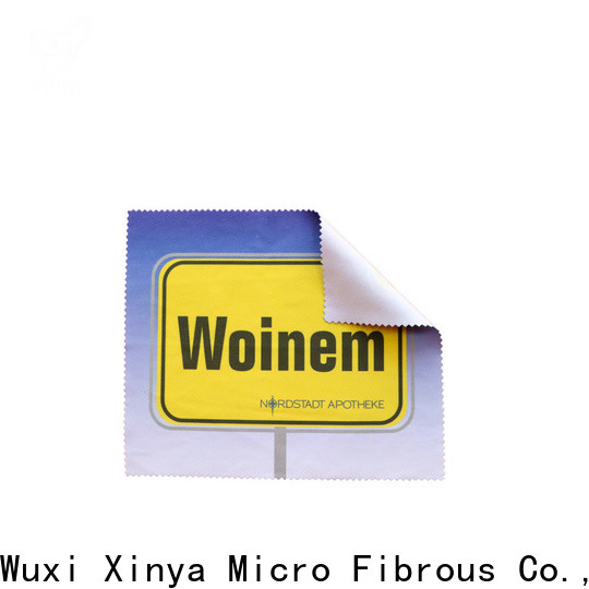 Xinya oem tablet cleaning cloth manufacturers household