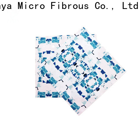 Xinya New silver microfiber cleaning cloth manufacturers home