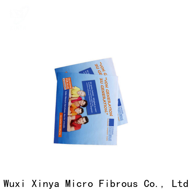 Xinya thin microfiber cloth Suppliers household