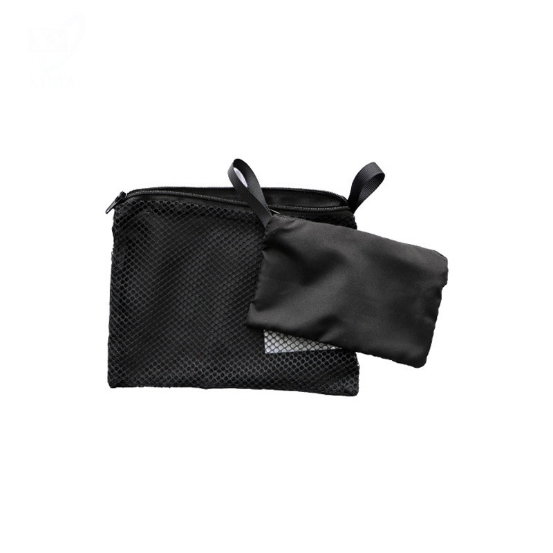 Logo Printing Microfiber Cloth Pouch