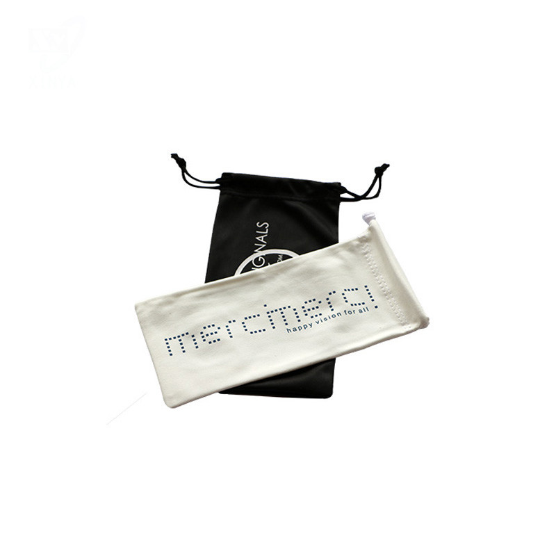 Microfiber Phone Pouch with Heat Transfer Printing