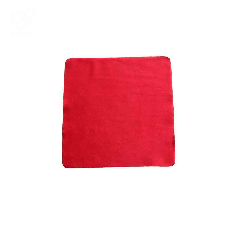 Microfiber Cloth Suitable For Eyeglass Cleaners Available in Different Colors
