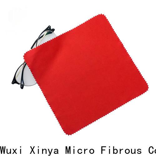 Xinya super lint free microfiber towel excellent washing