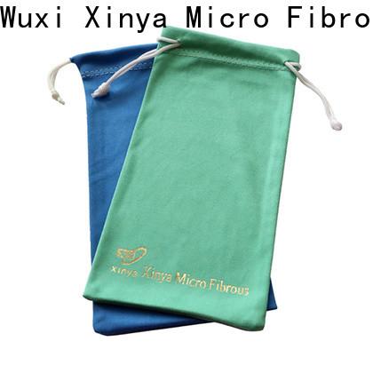 Wholesale custom microfiber pouch original cleaning