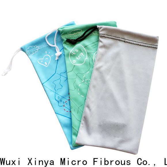 best microfiber drawstring bags mini household