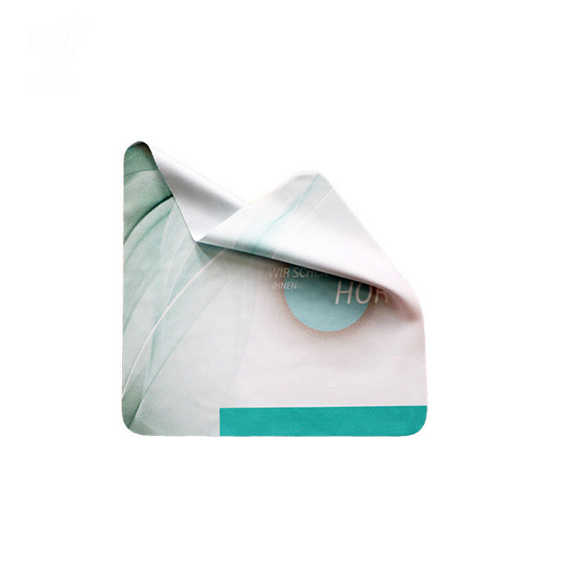 Digital Print Microfiber Glasses Cleaning Cloth