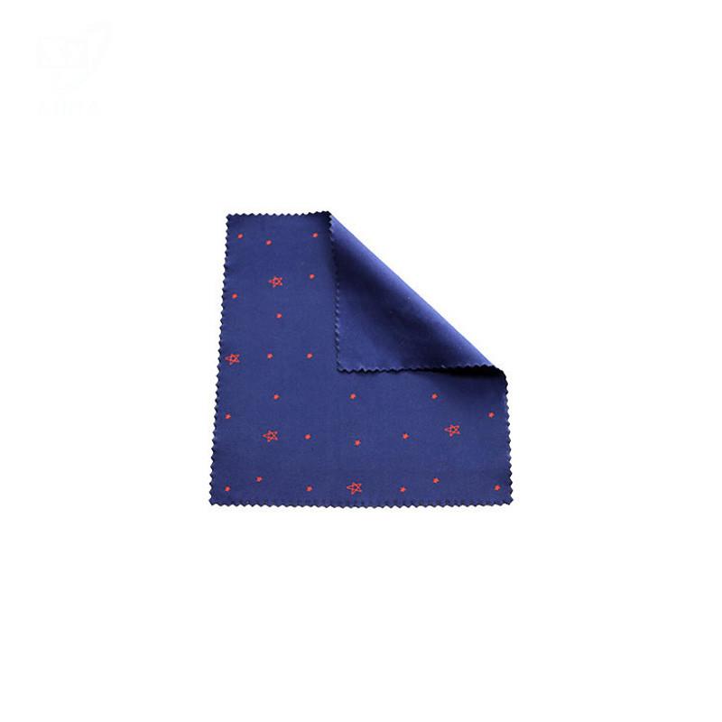 Microfiber Cleaning Cloth Heat Transfer Print Customized