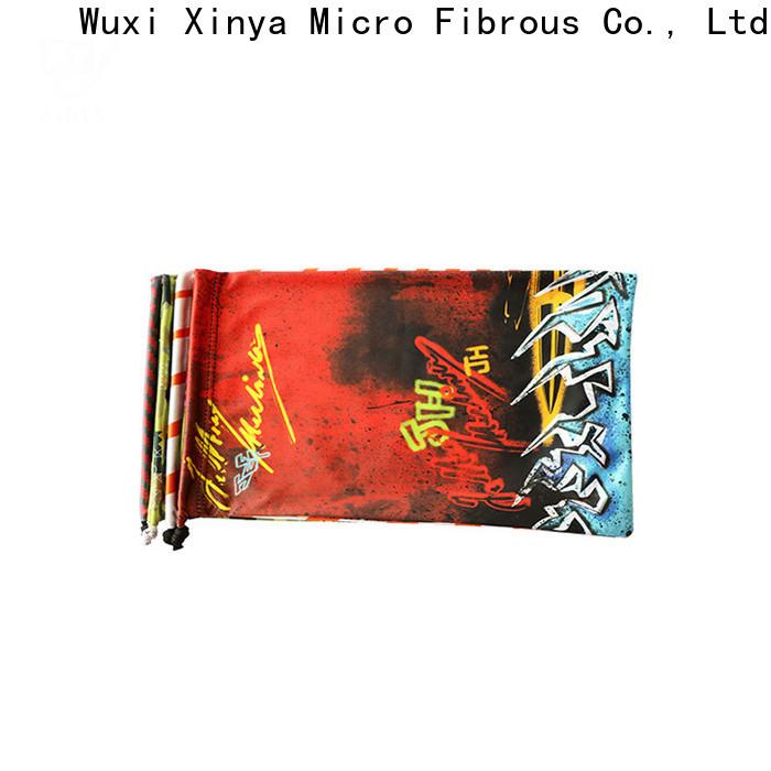 Xinya ray ban microfiber pouch mini washing