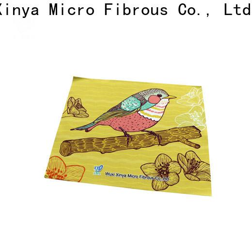 Xinya Top microfiber cloth supplier excellent