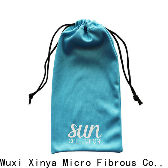 High-quality microfiber backpack purse small