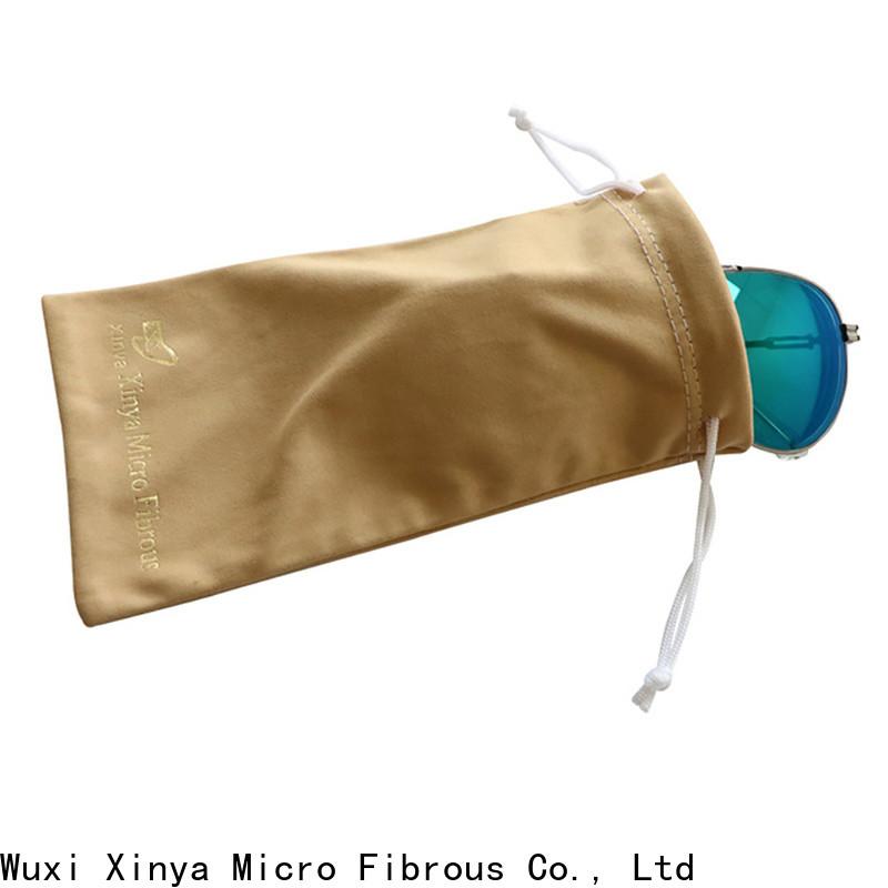 Wholesale microfiber glasses bag small