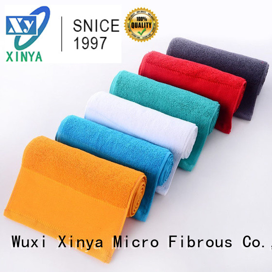 Xinya whole green microfiber cloth small
