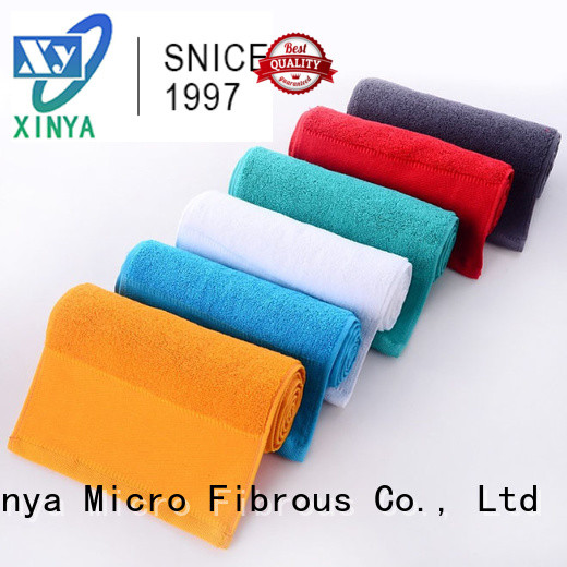 Xinya microfiber quick dry towel mini cleaning