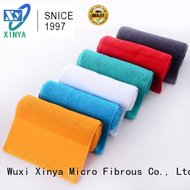 Xinya good microfiber towels mini
