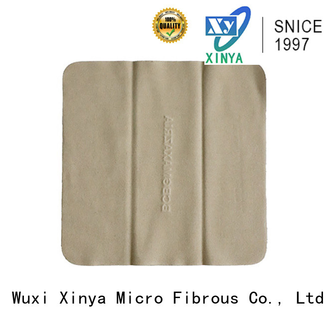 Xinya promotional microfiber cloth excellent washing
