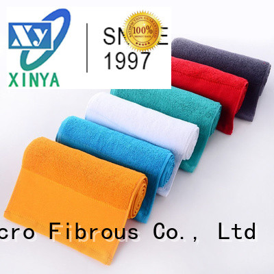 Xinya Wholesale raspberry towels small household