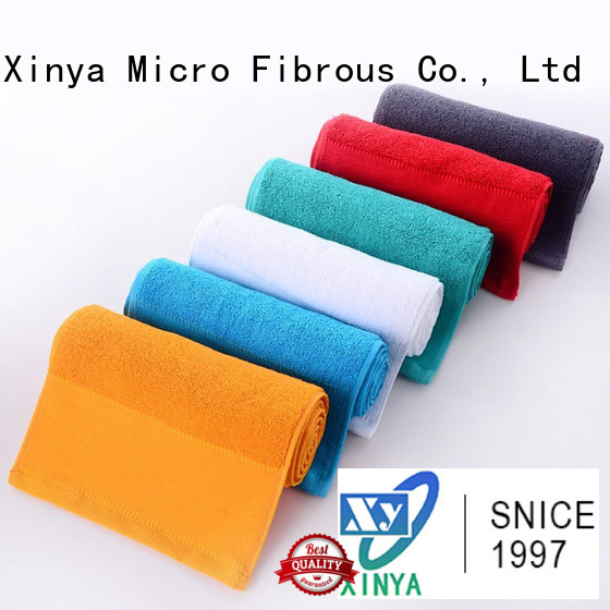 Xinya lint free microfiber towels mini household