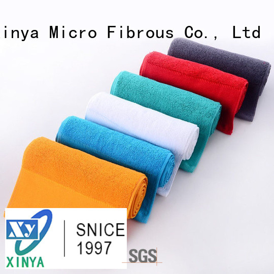 Xinya microfiber quick dry towel home household