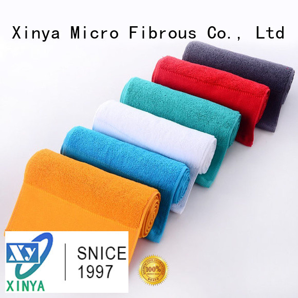 Xinya high quality microfiber towels home cleaning