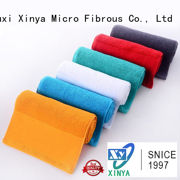 Xinya lightweight microfiber towels mini home