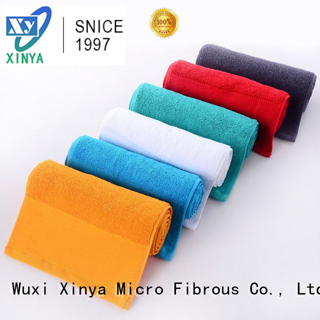 Xinya super best microfiber towels home