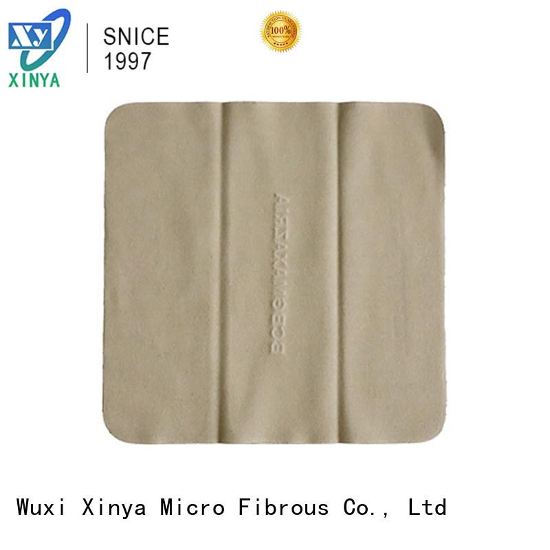 Xinya microfiber lens cleaning cloth original washing