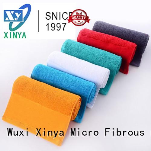 Xinya whole microfiber car wash towels household