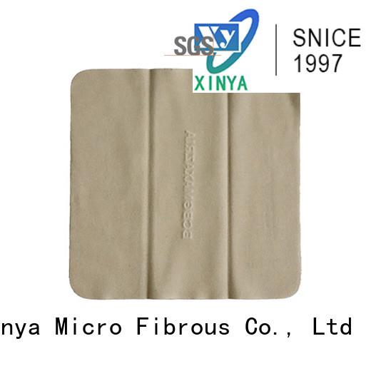 Xinya micro lens cleaning cloth microfiber mini washing